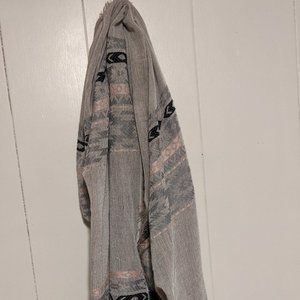 Soft and Light Mosaic Scarf